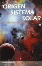 el origen del sistema solar-josep maria trigo i rodriguez-9788474916195