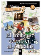 el triangulo de oro en al andalus alonso santamarina 9788477117995