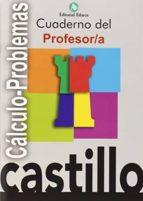 castillo. cuaderno del profesor: solucionario-9788478874095