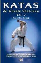 katas vol. ii-joachim grupp-9788479026295