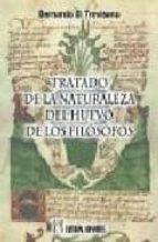 tratado de la naturaleza del huevo de los filosofos bernardo el trevisano 9788479103095