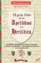 el gran libro de los apellidos y la heraldica-juan sebastian elian-9788479275495