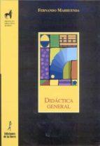 didactica general-fernando marhuenda-9788479602895