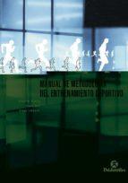 manual de metodologia del entrenamiento deportivo dietrich martin 9788480195195