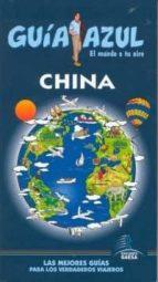 china 2011 (guia azul)-9788480237895