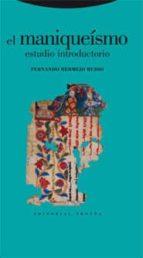 el maniqueismo: estudio introductorio-9788481649895