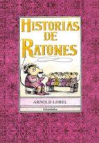 historias de ratones arnold lobel 9788484645795