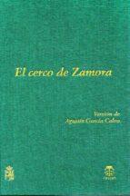 el cerco de zamora-agustin garcia calvo-9788485708895