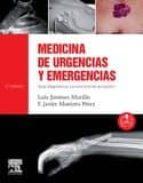 medicina de urgencias y emergencias + acceso web (5ª ed.) guía diagnóstica y protocolos de actuación-luis jimenez murillo-9788490221495