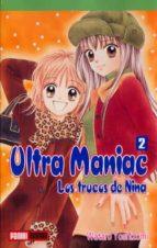 ultra maniac 2. los trucos de nina-wataru yoshizumi-9788490948095