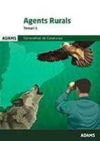 agents rurals temari 1 generalitat de catalunya-9788491472995
