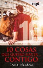 10 cosas que quiero hacer… contigo (ebook) irene mendoza 9788491887195