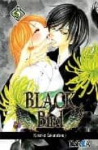black bird nº 3 kanoko sakurakouji 9788492592395