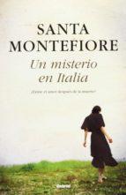 un misterio en italia-santa montefiore-9788492915095