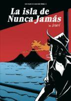 la isla de nunca jamas-javier de isusi-9788493522995