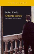 ardiente secreto-stefan zweig-9788496136595