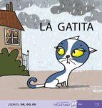 la gatita (mis primeros calcetines; 13) (mayusculas) teresa soler 9788496514195