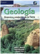 geologia-james s. monroe-9788497324595