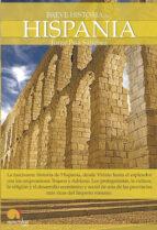breve historia de hispania (ebook) jorge pisa sanchez 9788497637695