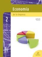 economia de la empresa 2º bachillerato-9788497715195