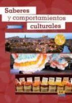 saberes y comportamientos culturales a1/a2 9788498489095