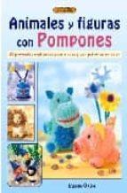 animales y figuras con pompones-jasmin urum-9788498740295