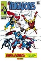 los vengadores: ¡unidos en combate!-roy thomas-9788498859195