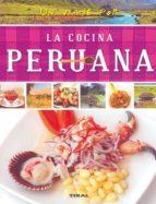 un viaje por la cocina peruana 9788499282695