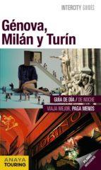 genova, milan, turin 2012 (espiral) (intercity guides) javier santos 9788499354095