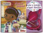 doctora juguetes: libro con juguete: lee y juega a ser doctora-9788499516295