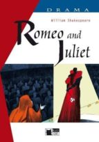 romeo and juliet. book + cd-9788853007995