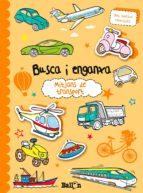 El libro de Busca i enganxa mitjans de transport autor VV.AA. DOC!