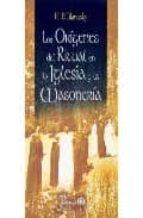 los origenes del ritual en la iglesia y la masoneria-h.p. blavatsky-9789707321595