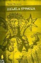 Hegel o spinoza por Pierre macherey PDF ePub