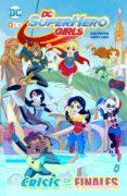DC SUPER HERO GIRLS: CRISIS DE LOS FINALES - 9788416901005 - SHEA FONTANA