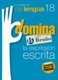 CUADERNOS DOMINA LENGUA 18 EXPRESION ESCRITA 5 - 9788421669105 - VV.AA.