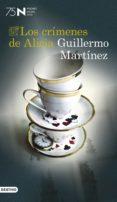 LOS CRIMENES DE ALICIA (PREMIO NADAL 2019) - 9788423355105 - GUILLERMO MARTINEZ