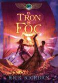 EL TRON DE FOC - 9788424638405 - RICK RIORDAN