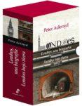 LONDRES + LONDRES BAJO TIERRA (2 VOLS) - 9788435025805 - PETER ACKROYD