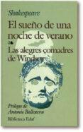 EL SUEÑO DE UNA NOCHE DE VERANO - 9788441402805 - WILLIAM SHAKESPEARE
