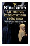 LA NUEVA INTOLERANCIA RELIGIOSA - 9788449328305 - MARTHA C. NUSSBAUM