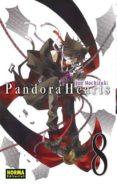 PANDORA HEARTS (VOL. 8) - 9788467911305 - JUN MOCHIZUKI