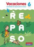 VACACIONES DE REPASO CAST 6º PRIMARIA ED 16 - 9788468030005 - VV.AA.