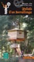 PEDALS D EN SERRALLONGA: MAPA DE LAS GUILLERIES - 9788480903905 - VV.AA.