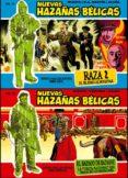 NUEVAS HAZAÑAS BELICAS PACK Nº 5 (INCLUYE EL VOL. 17 Y 18) - 9788499475905 - VV.AA.