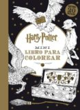 HARRY POTTER MINI LIBRO PARA COLOREAR - 9788868219505 - VV.AA.