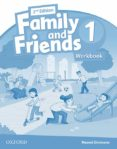 FAMILY AND FRIENDS 1 ACTIVITY BOOK LITERACY POWER PACK 2ª EDITION - 9780190523015 - VV.AA.