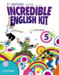 INCREDIBLE ENGLISH KIT 5 CB 3 ED - 9780194443715 - VV.AA.