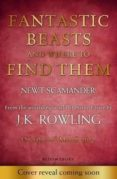 FANTASTIC BEASTS & WHERE TO FIND THEM - 9781408880715 - J.K. ROWLING