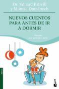 NUEVOS CUENTOS PARA ANTES DE IR A DORMIR - 9788408078715 - EDUARD ESTIVILL